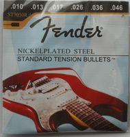 Fender E- Gitarrensaiten light 010-046