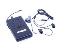 WIEM100R WIRELESS IN EAR MONITORING EMPFÄNGER NEU!